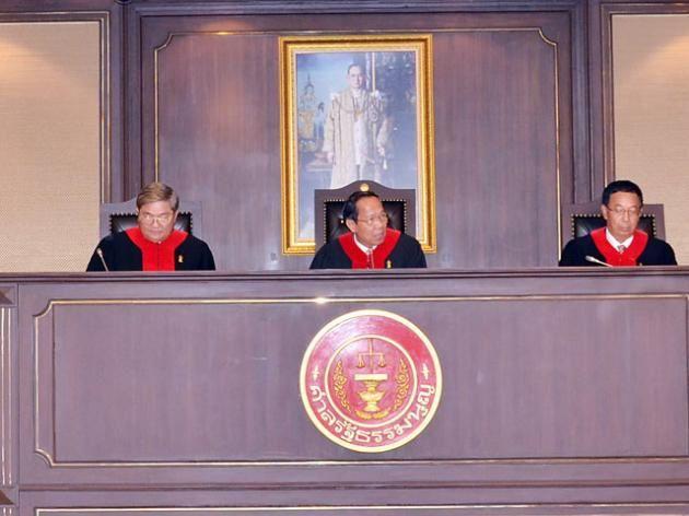 La Cour constitutionnelle annule les élections
