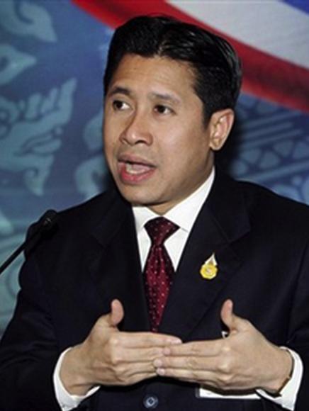 Interview de Jakrapob Penkair, secrétaire exécutif de la résistance thaïlandaise