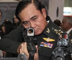 Le général Prayuth Chan-ocha, chef de la junte thaïlandaise