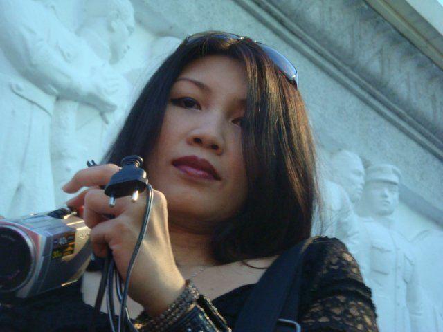 Une journaliste thaïlandaise