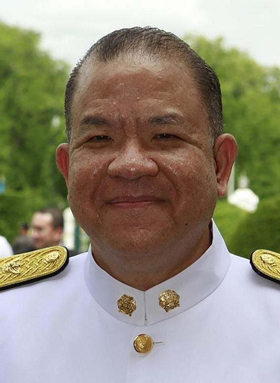 L'ancien ministre de l'Énergie de la Thaïlande Pichai Naripthaphan