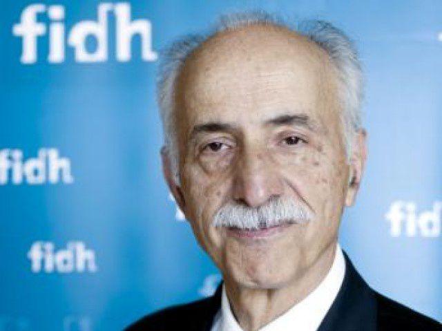 Le président de la FIDH Karim Lahidji