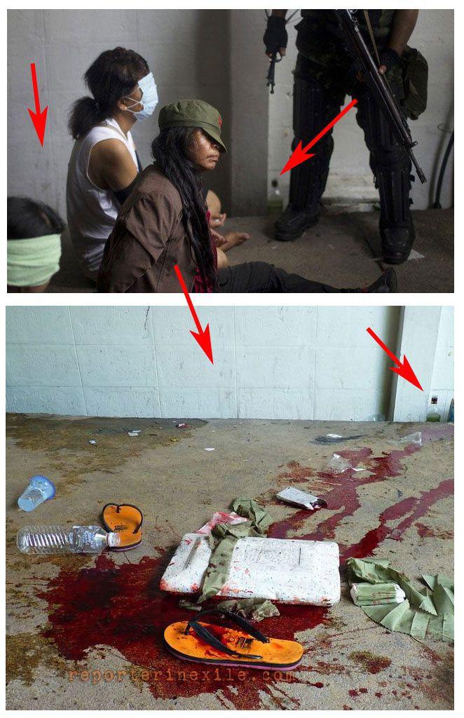 6eme anniversaire du massacre d'avril/mai 2010: Les prisonniers chemises rouges ont-ils été torturés?