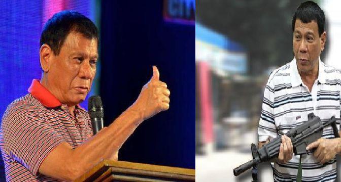 Le gangster Rodrigo Duterte élu Président des Philippines