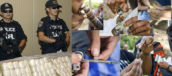 Oui, les drogues devraient être décriminalisées