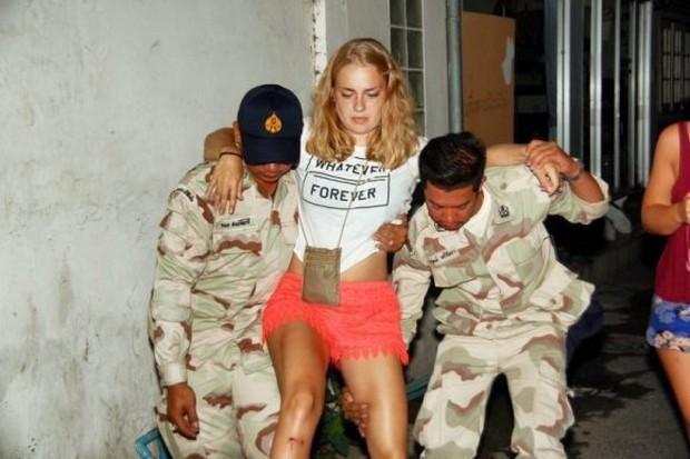 Une touriste néerlandaise blessée lors de l'attentat de Hua Hin