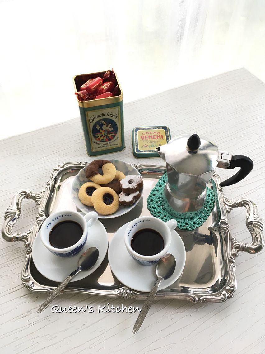 biscottini per il caffè