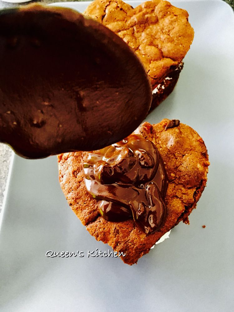 due cuori e una forchetta menù per san valentino