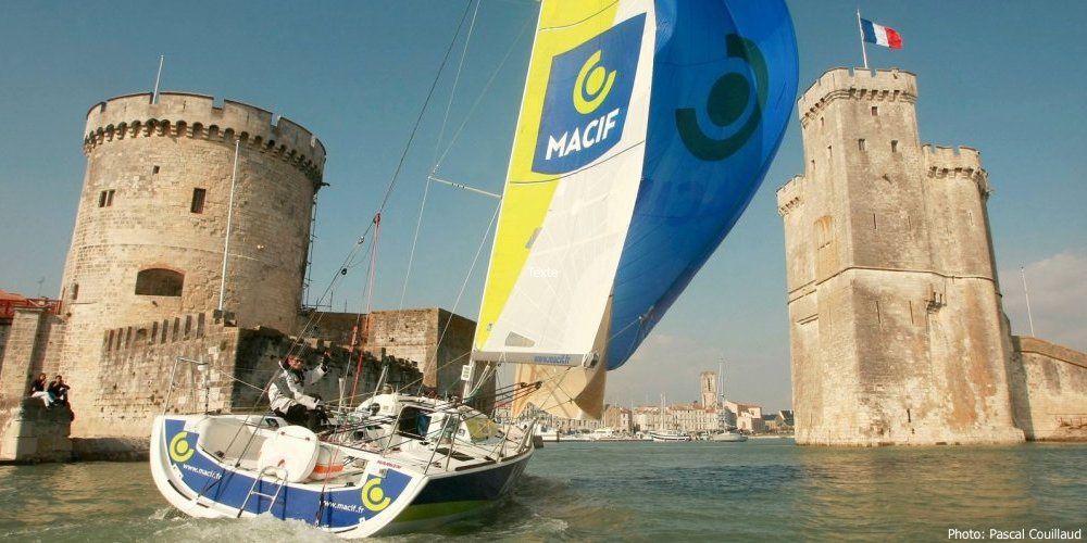 La Solitaire du Figaro à La Rochelle