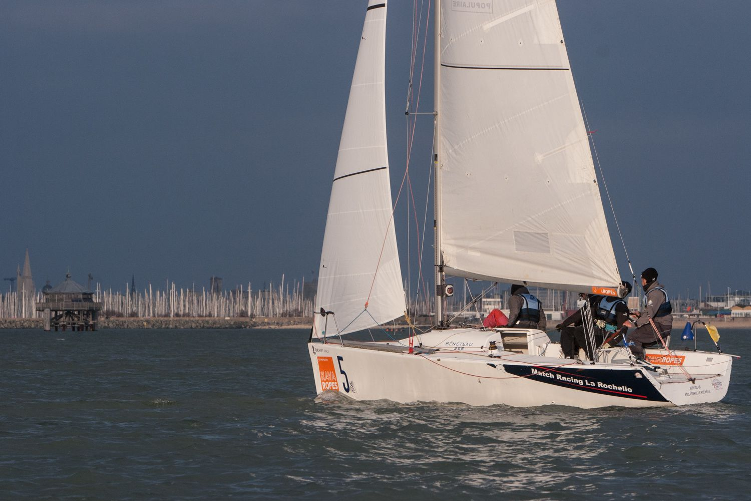 Weekend Match Race