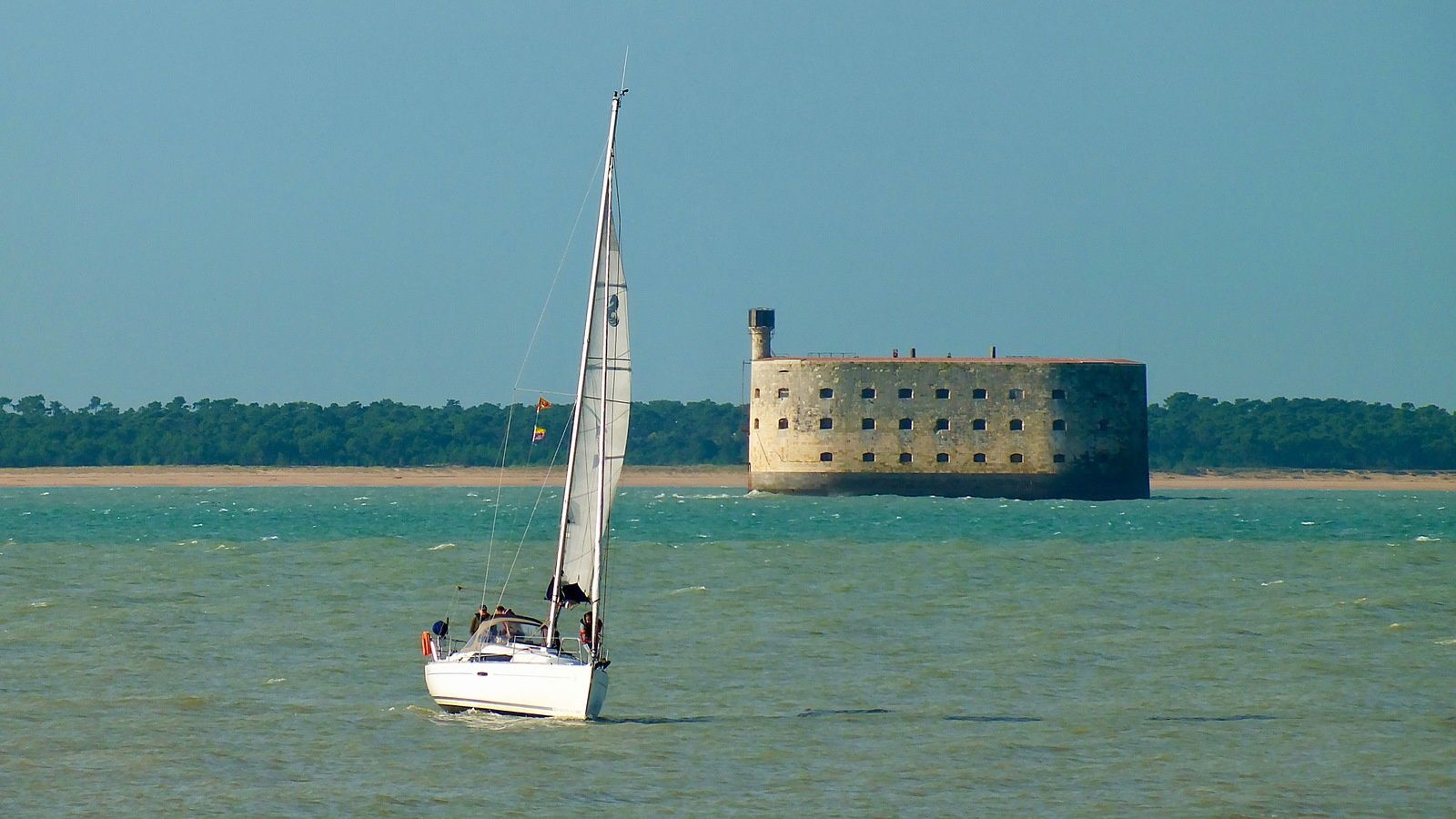 Tour de Fort Boyard