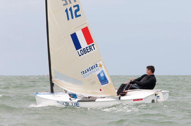 Championnat de France FINN à La Rochelle