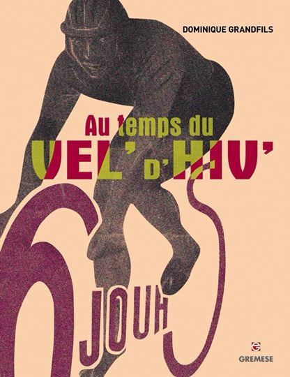 Couverture : Au temps du Vel d'Hiv