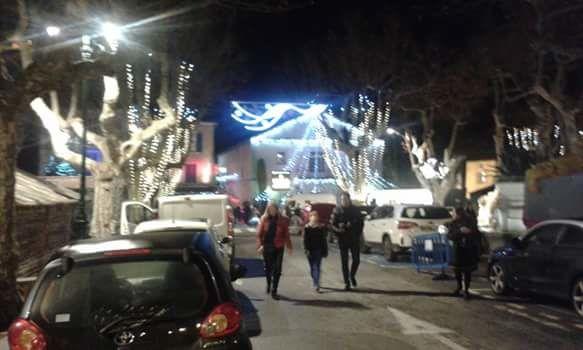 L'hiver à St Tropez par Gilles Paris