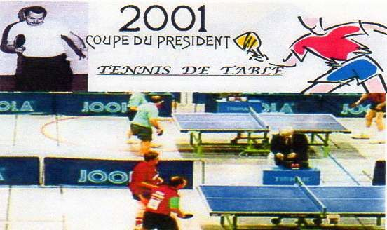 US BHV Période 3 …Tennis de table 2/2