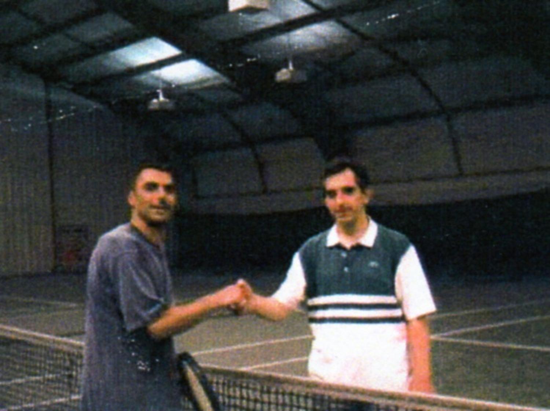 US BHV d'hier Le Tennis par Jean-Pierre Franssens 1/2