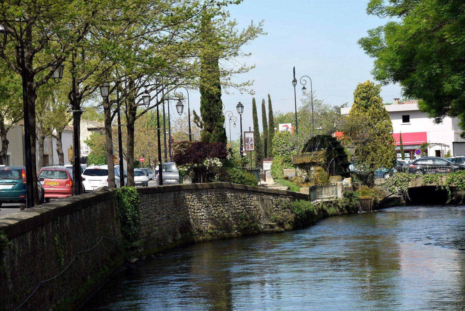 Que la France est belle : L'Isle- sur- la-Sorgue,