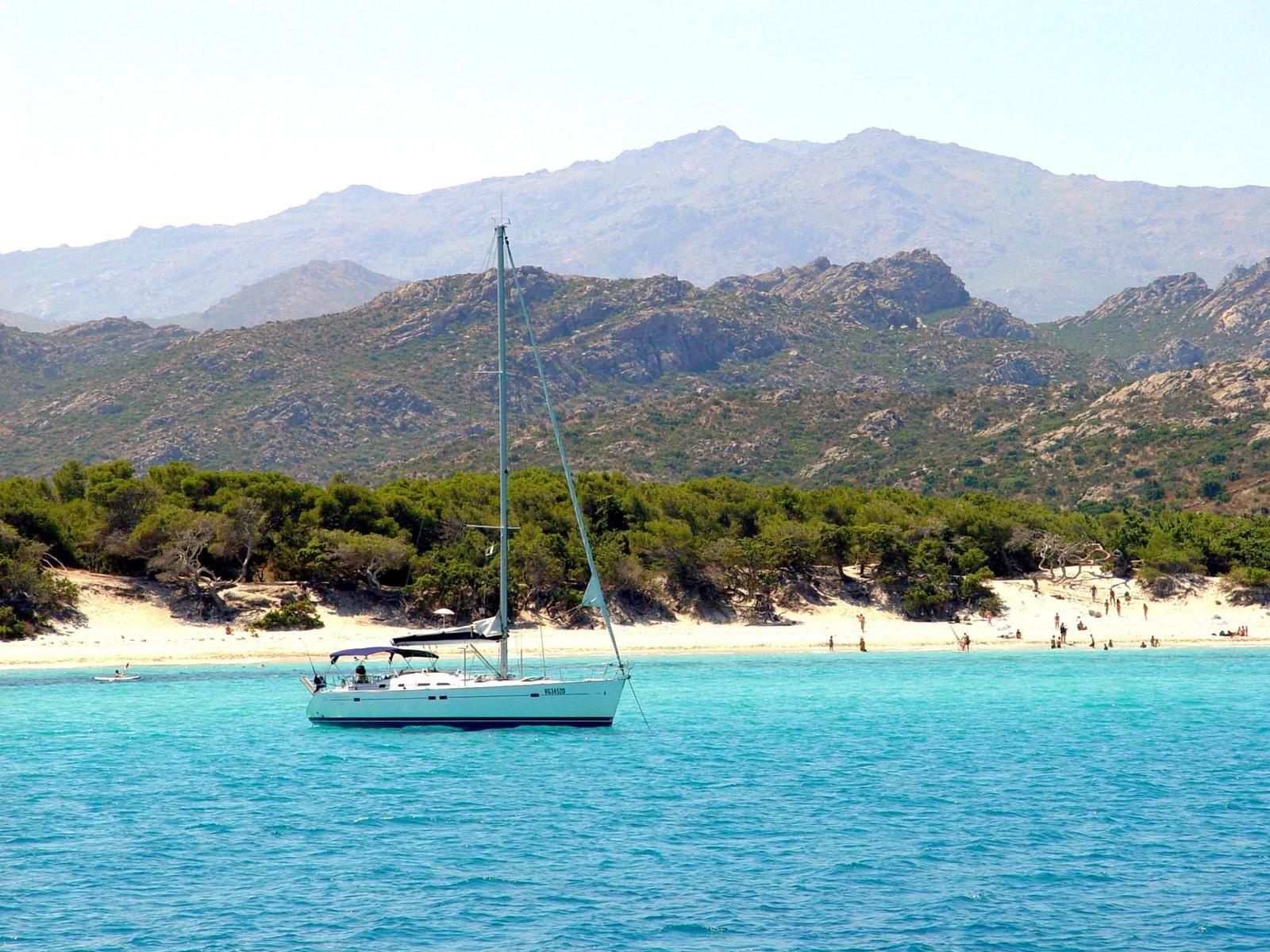 La Corse : mer et montagne