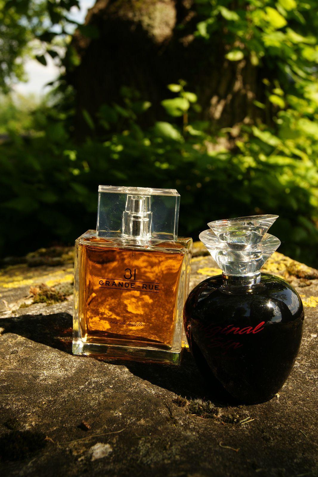 Découverte de Oïa Parfum