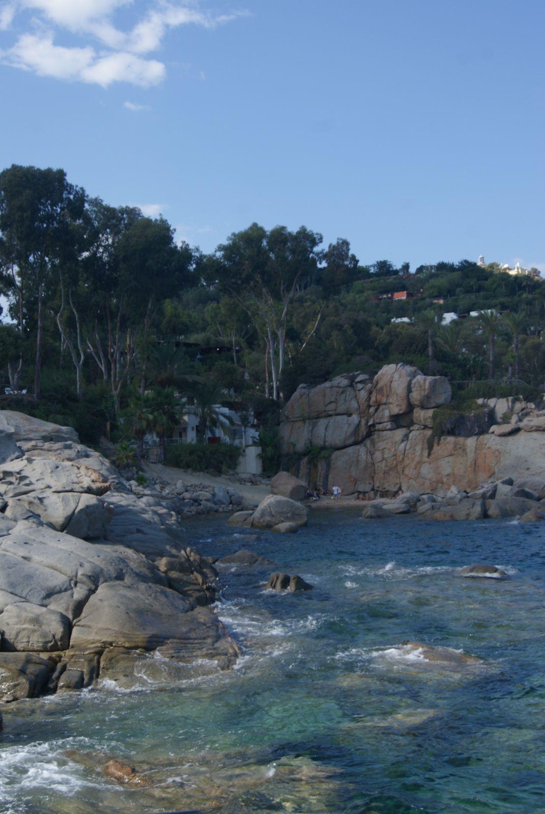 voyage en Sardaigne, été 2014, Arbatax Park Resort