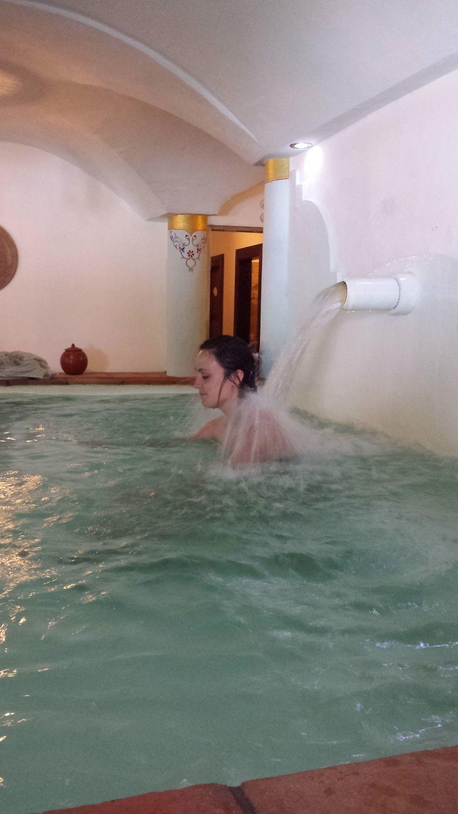 Le SPA d'Arbatax Resort le pied intégral