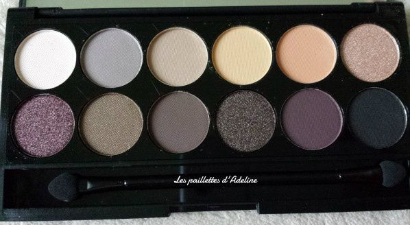 Palette Sleek Au naturel