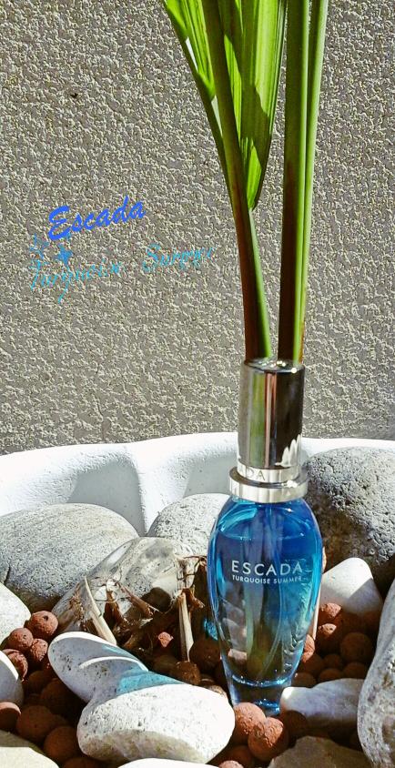 Escada Turquoise Summer en édition limitée