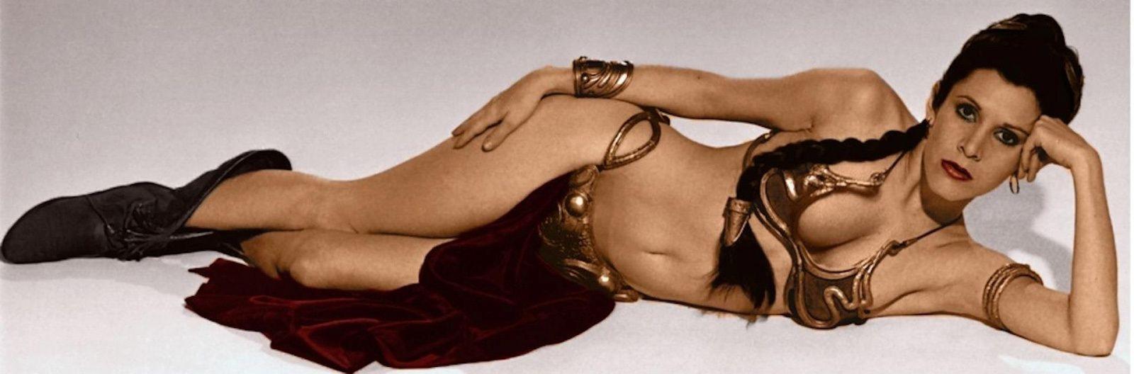 Que la force soit avec...Leia