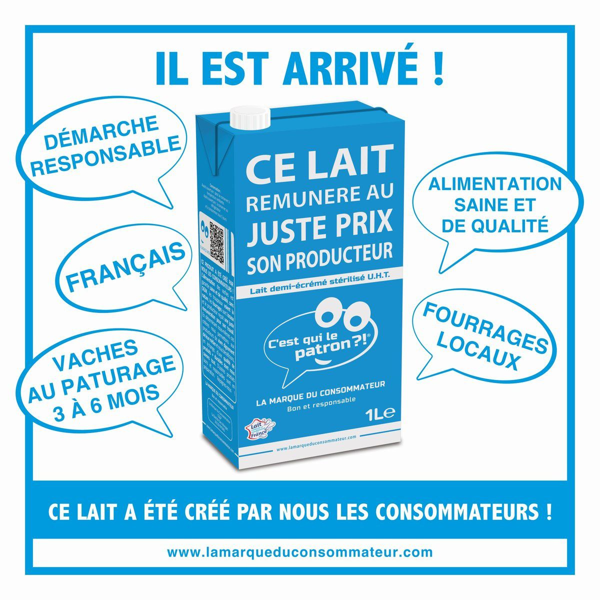 Changer notre consommation