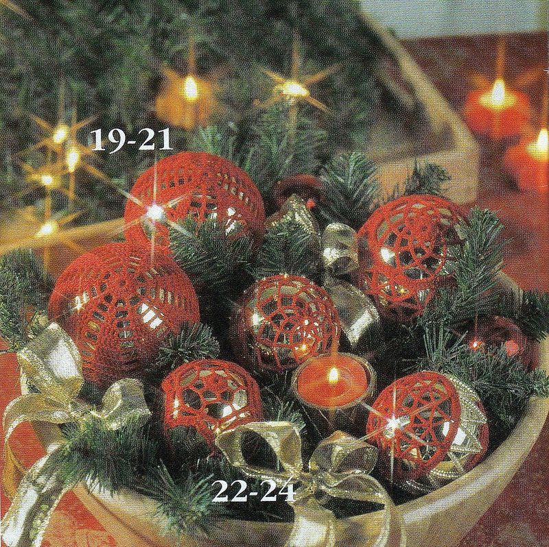 Crochet pour Noël