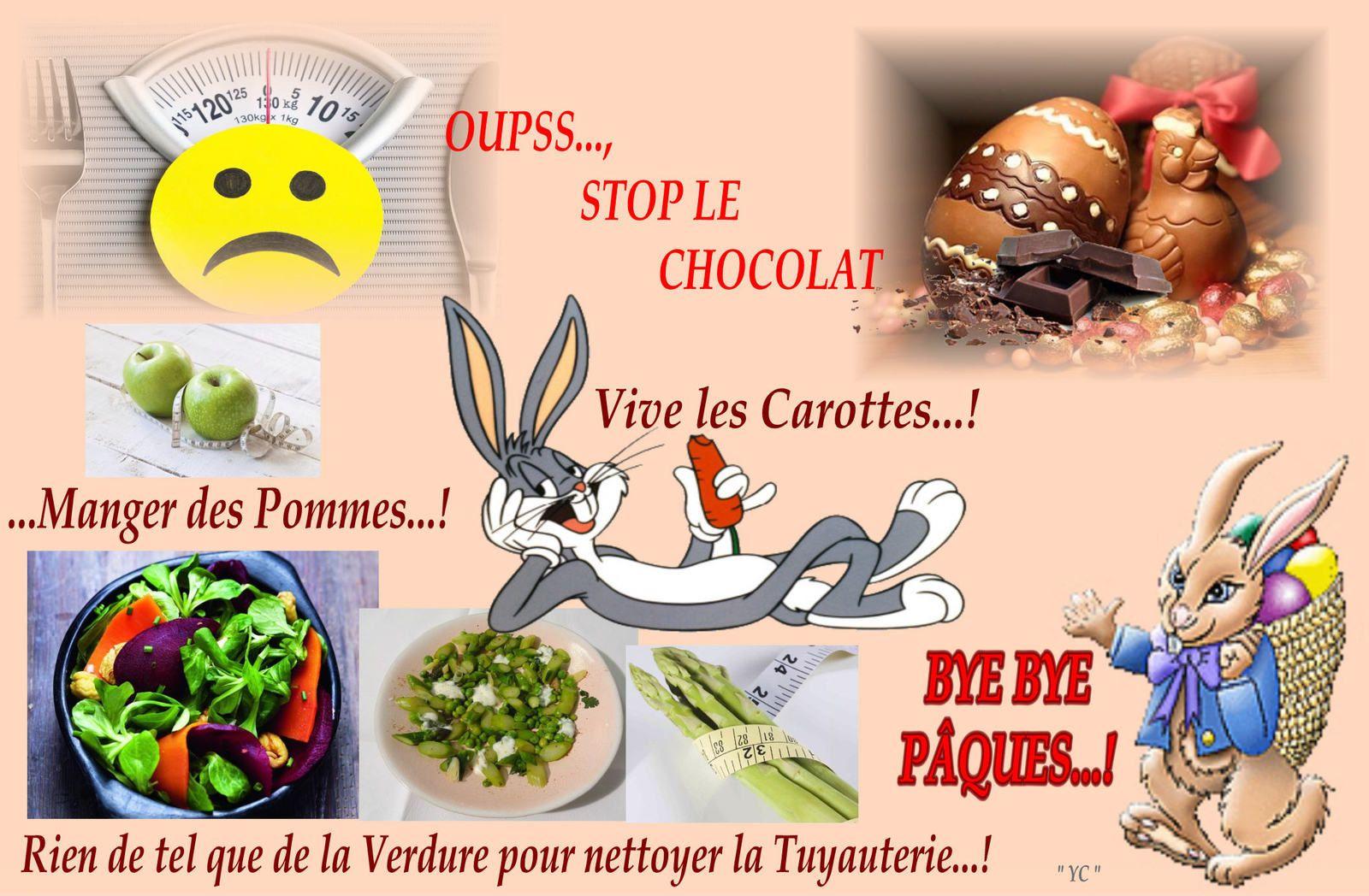 Lendemains et Surlendemains de Pâques..., OUPSSS...!