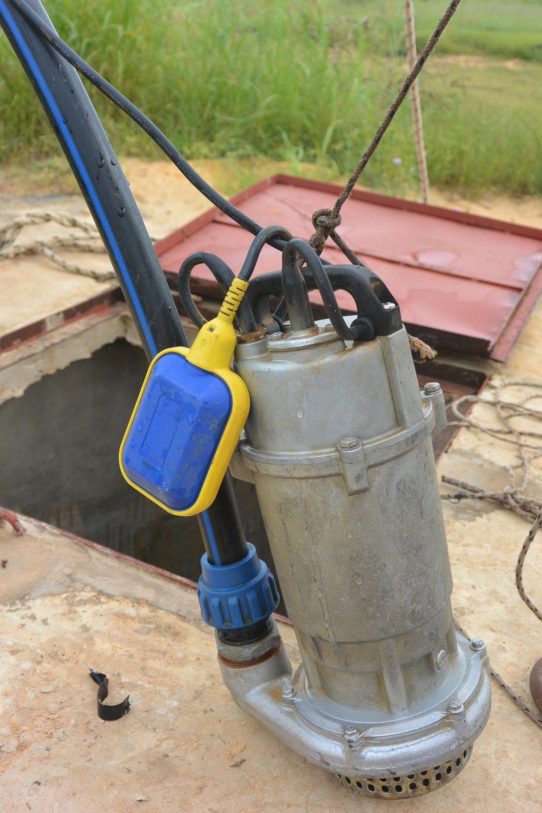 Pompe éléctrique / water pump