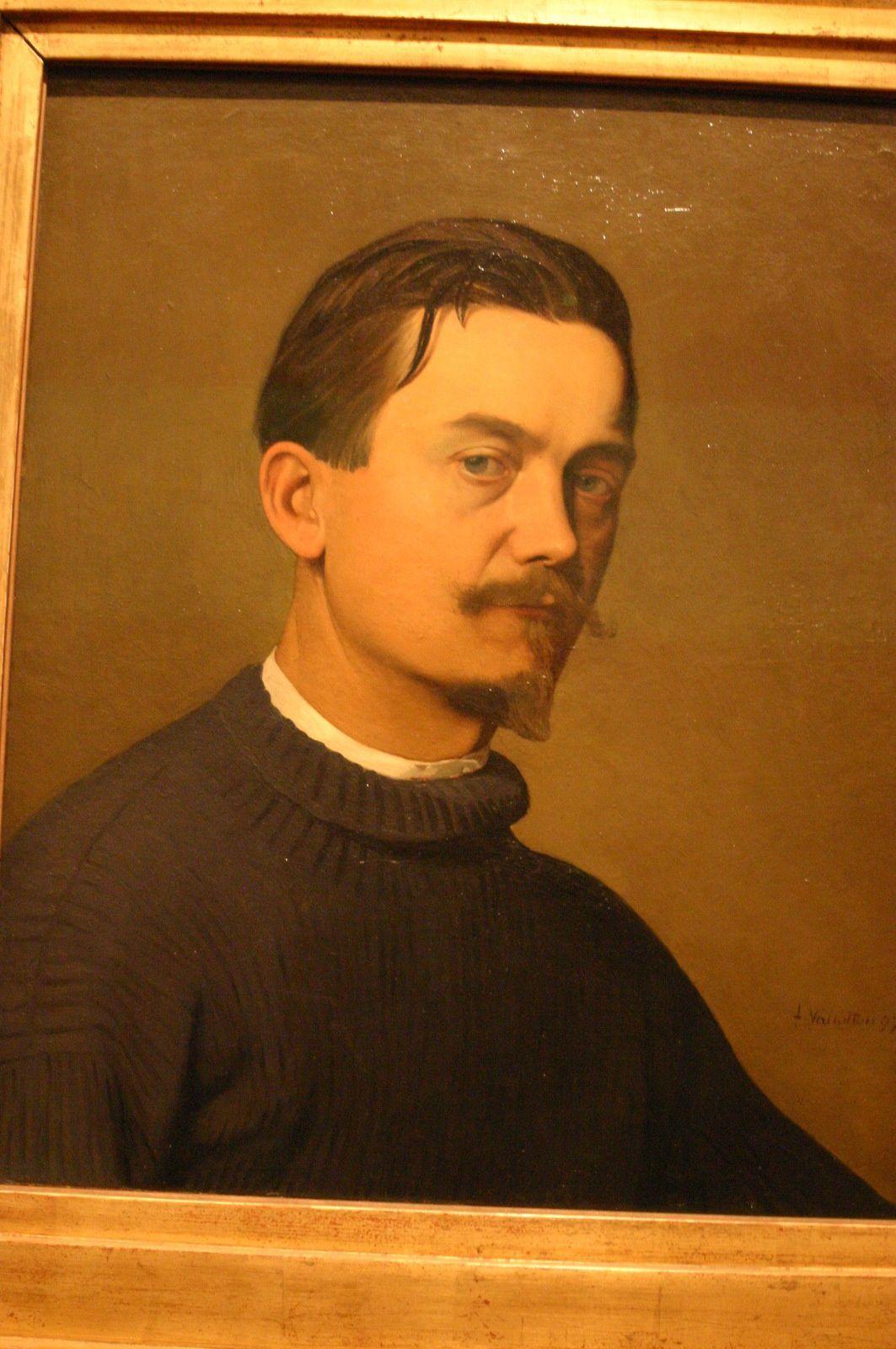 Autoportraits du Musée d'Orsay