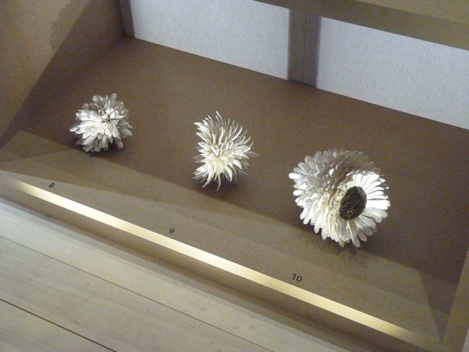 Siver Organism (3 pièces) et Propagation Project de Junko Mori