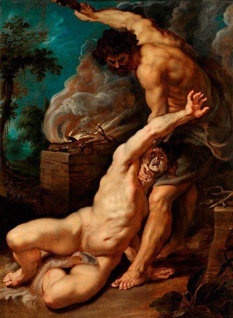 Abel & Caïn (Rubens)