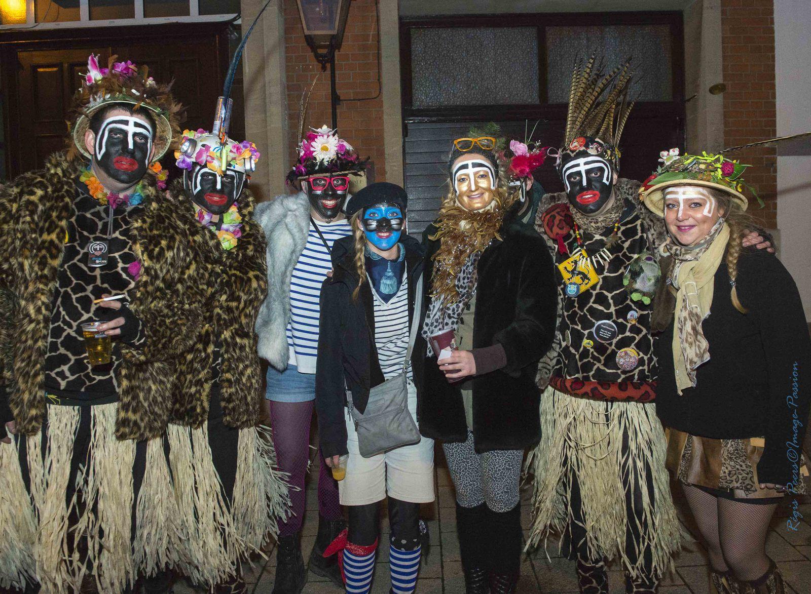 Carnaval de Dunkerque 2016 Bande de la Citadelle