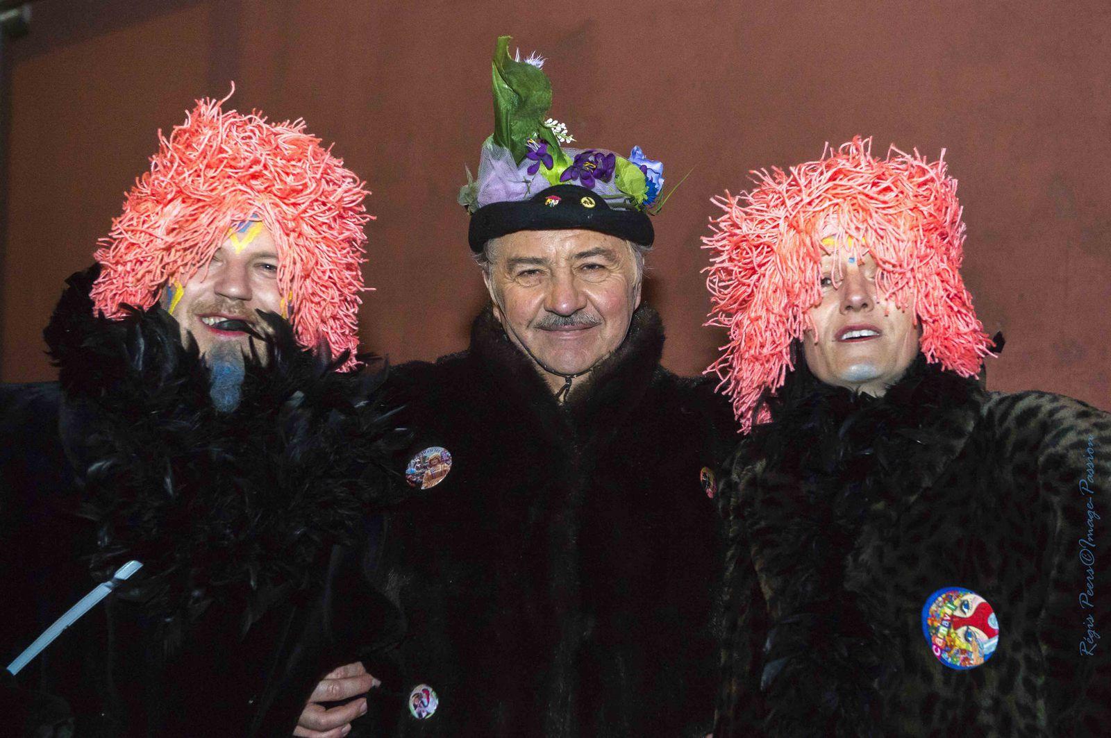 Bande de la Citadelle - Carnaval de Dunkerque 2016