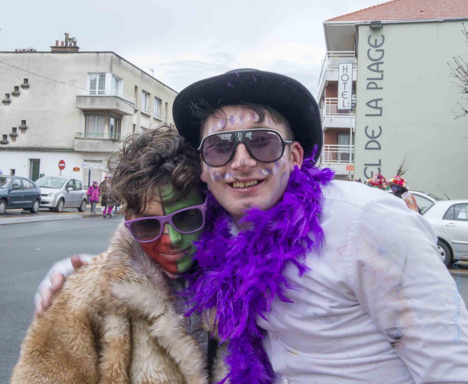 Carnaval de Dunkerque 2016 Bande de Malo-les-Bains