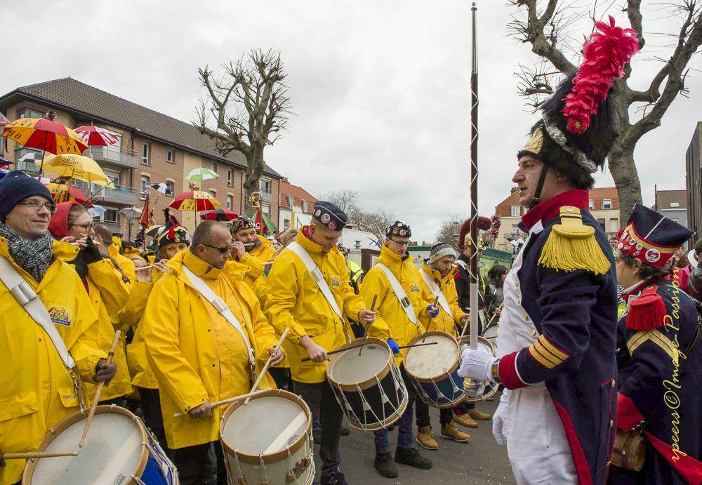 Bande de la Basse-Ville Carnaval de Dunkerque 2017