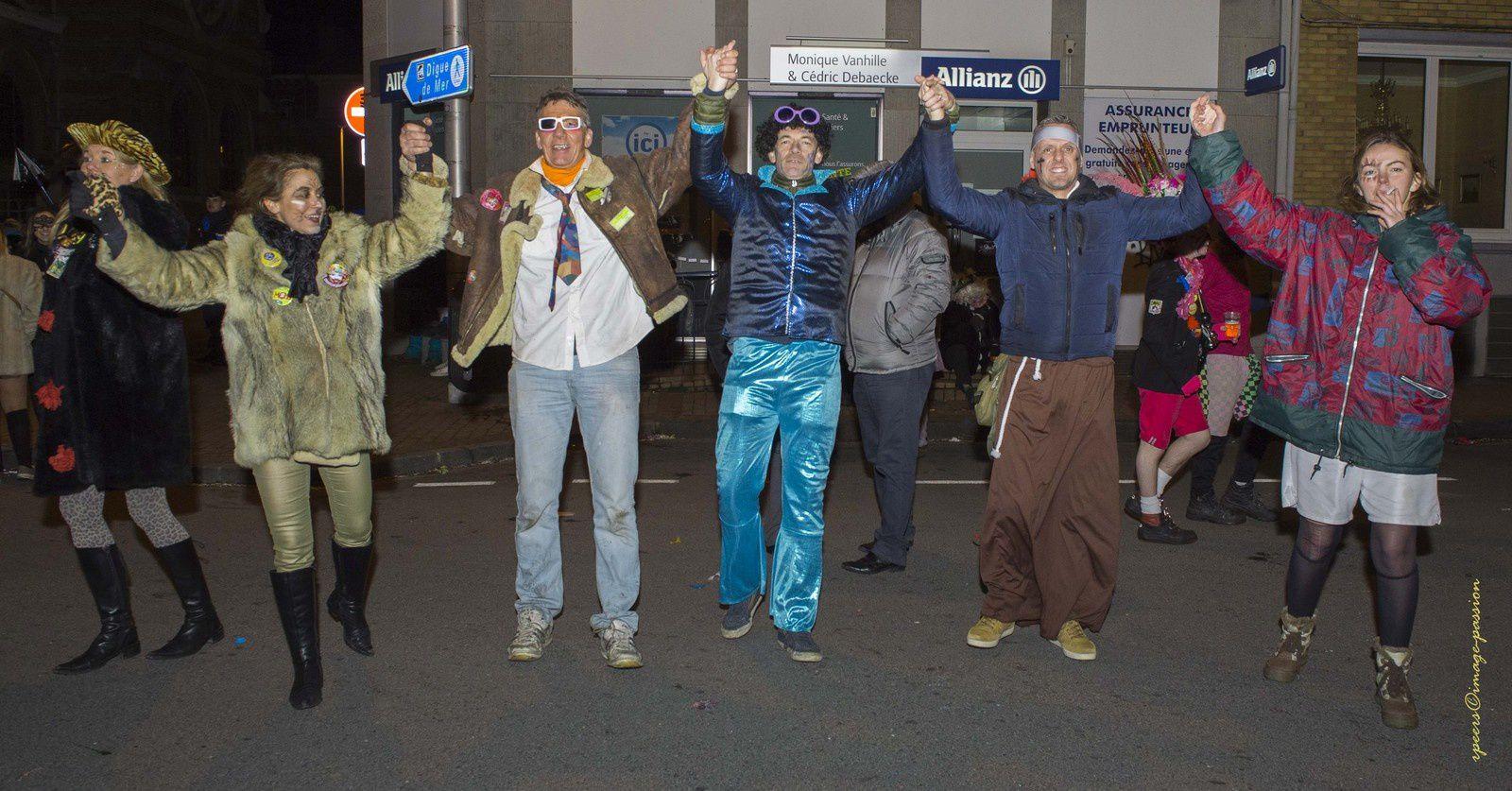 Bande de Malo-les-Bains - Carnaval de Dunkerque 2017