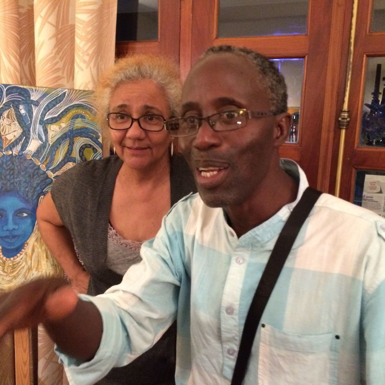 PABE à Pool Art Fair Martinique 2015