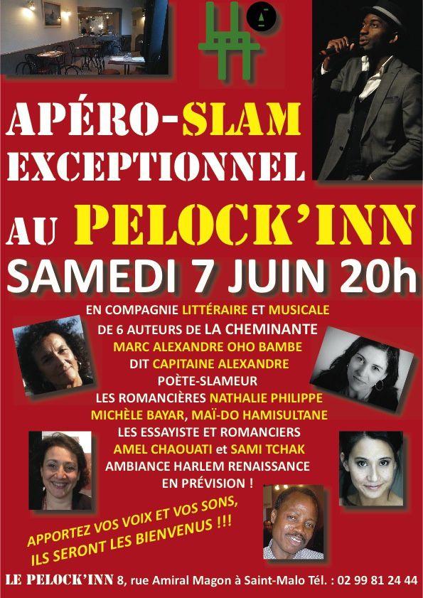 Nouba à Saint-Malo !