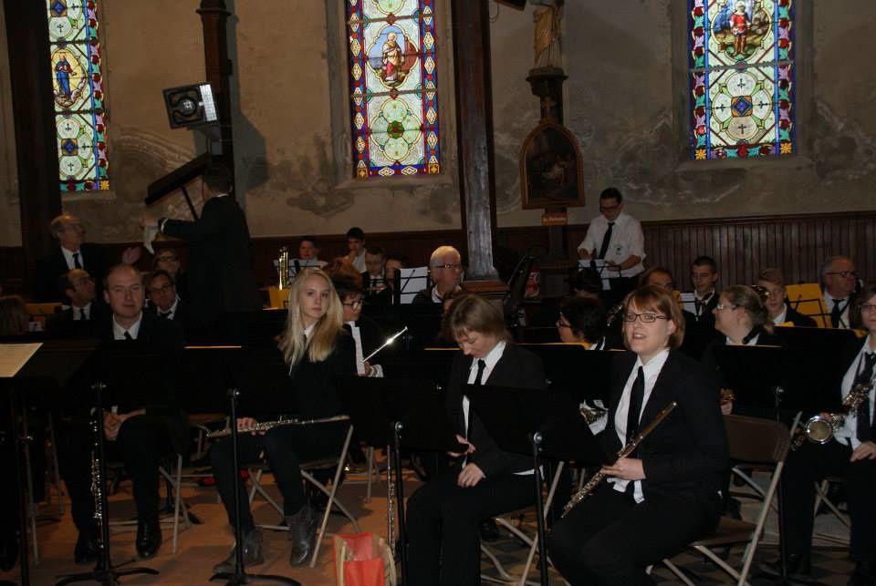 Merci à Thierry du Service Com de la Ville de Berck et à Blandine saxophoniste du CMB