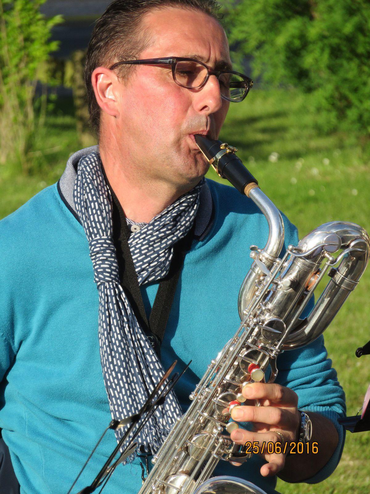 Classe d'Orchestre Groffliers 2016