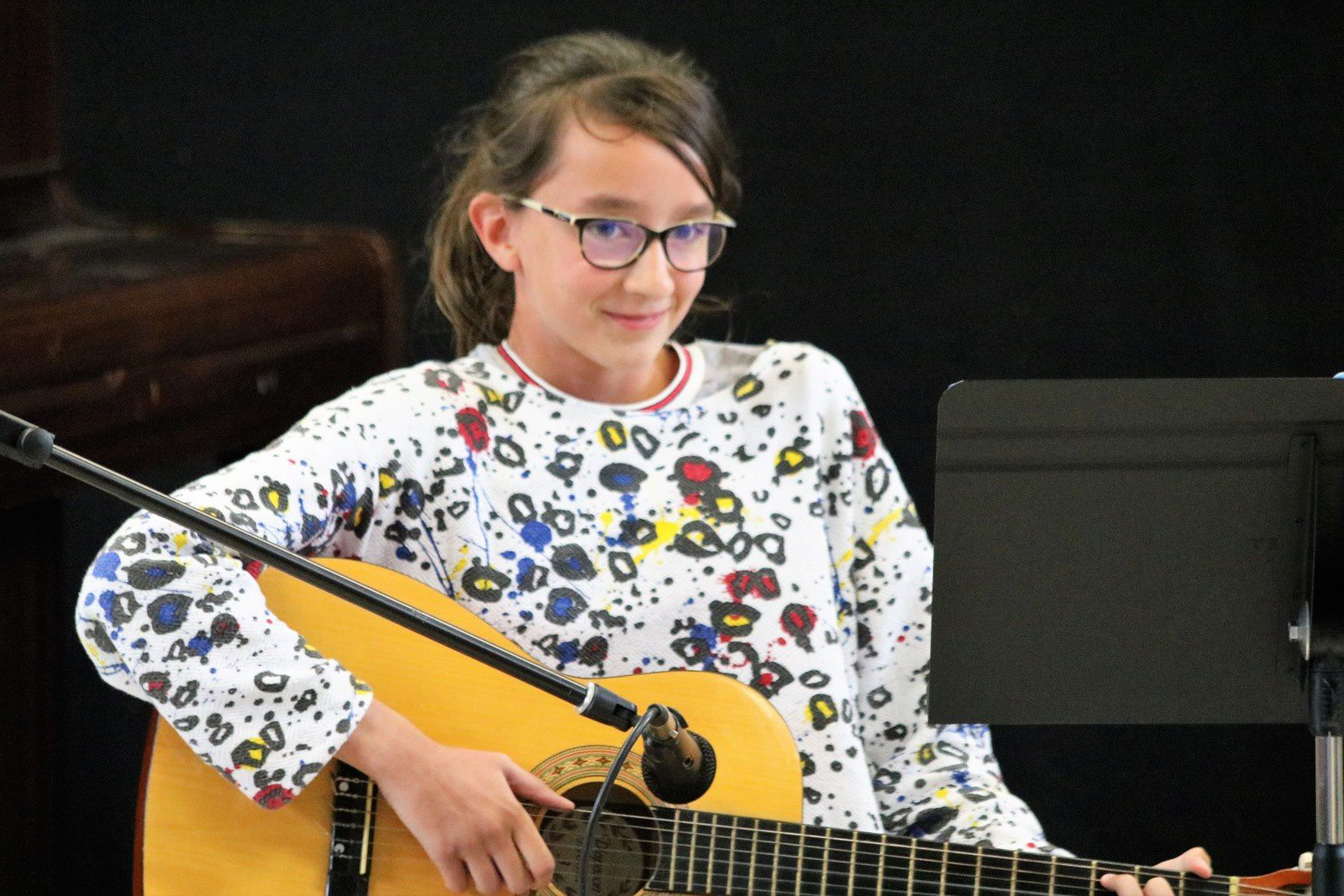 Audition de l'Ecole de Musique Municipale 2017