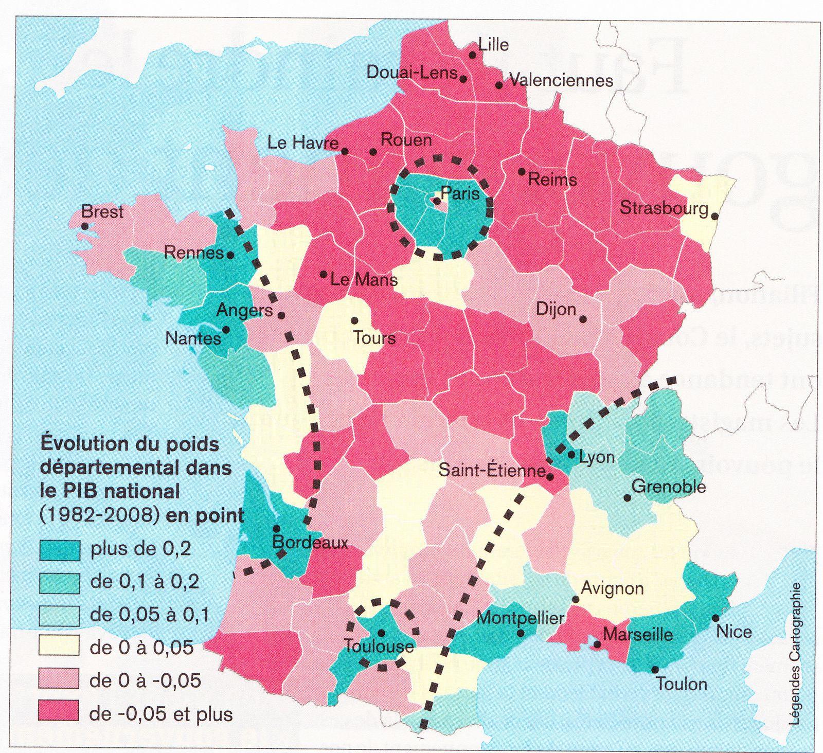 Développement local et LGV : un mythe daté