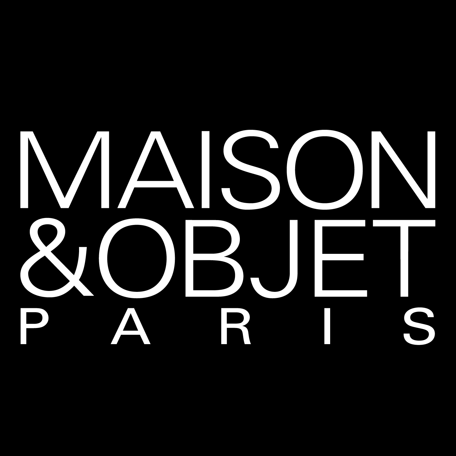 Maison &amp&#x3B; Objet 2015 / CM CREATION