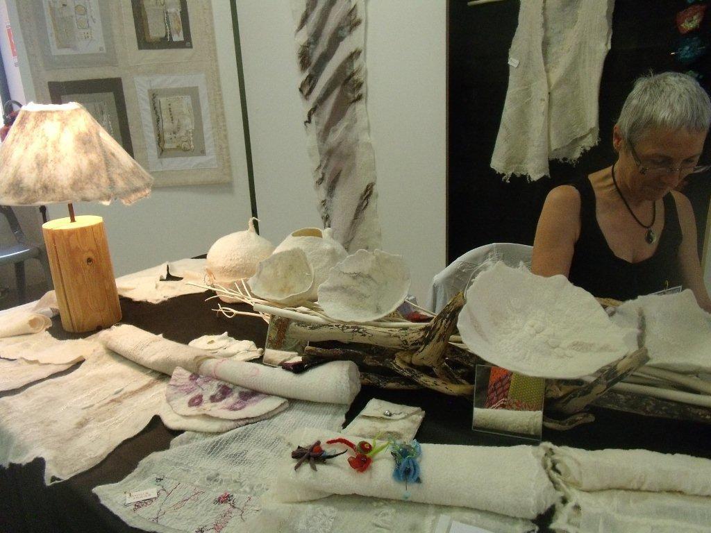 Promenade aux Arts Textiles de Brioude
