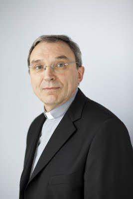 Mgr Laurent Dognin évêque de Quimper