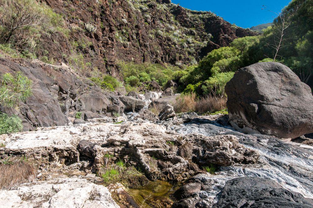 Tenerife Barranco de Masca los Gigantes Massif du Teno